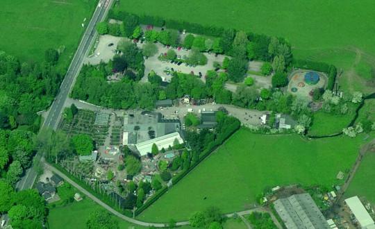 Project: Brookside Garden Centre